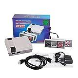 Retro Game Console – 621 Spiele – Klassische Retro Spielekonsole – inklusive 2 Controller und HDMI Kabel - Partyspiele - tolles Geschenk für Kinder