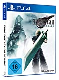 Final Fantasy VII HD Remake inkl. Dynamic Theme 'Sephiroth' (exklusiv  bei Amazon.de) [Playstation 4]